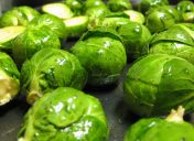 Brussels sprouts, but not as you know them
