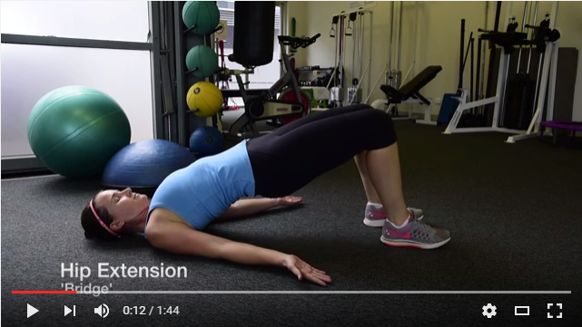 Tips for Hip Extension